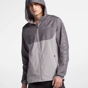 10e65c17276d Nike Jackets   Coats - Nike Essential Men s Hooded Running Jacket